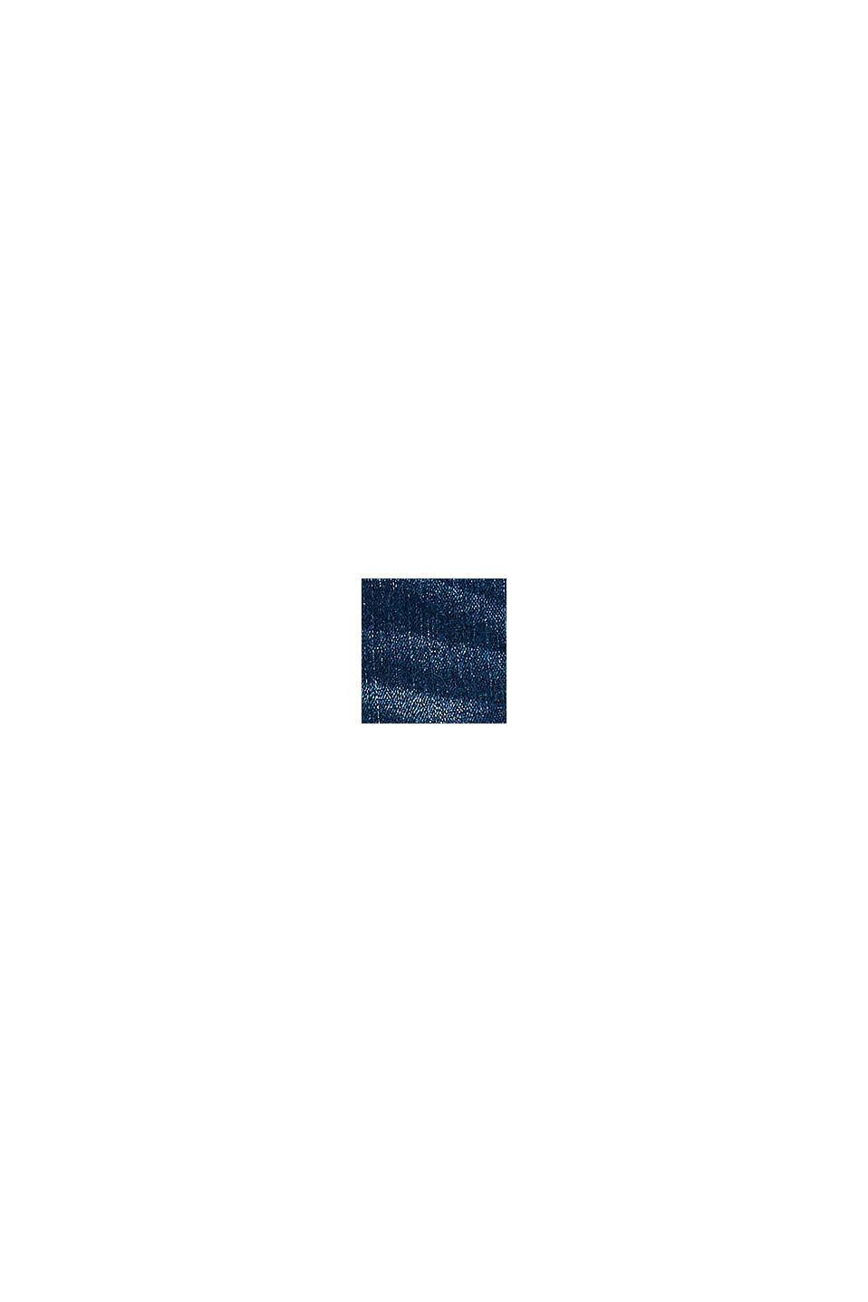 Stretch-jeans m. regulerbar livvidde, BLUE MEDIUM WASHED, swatch