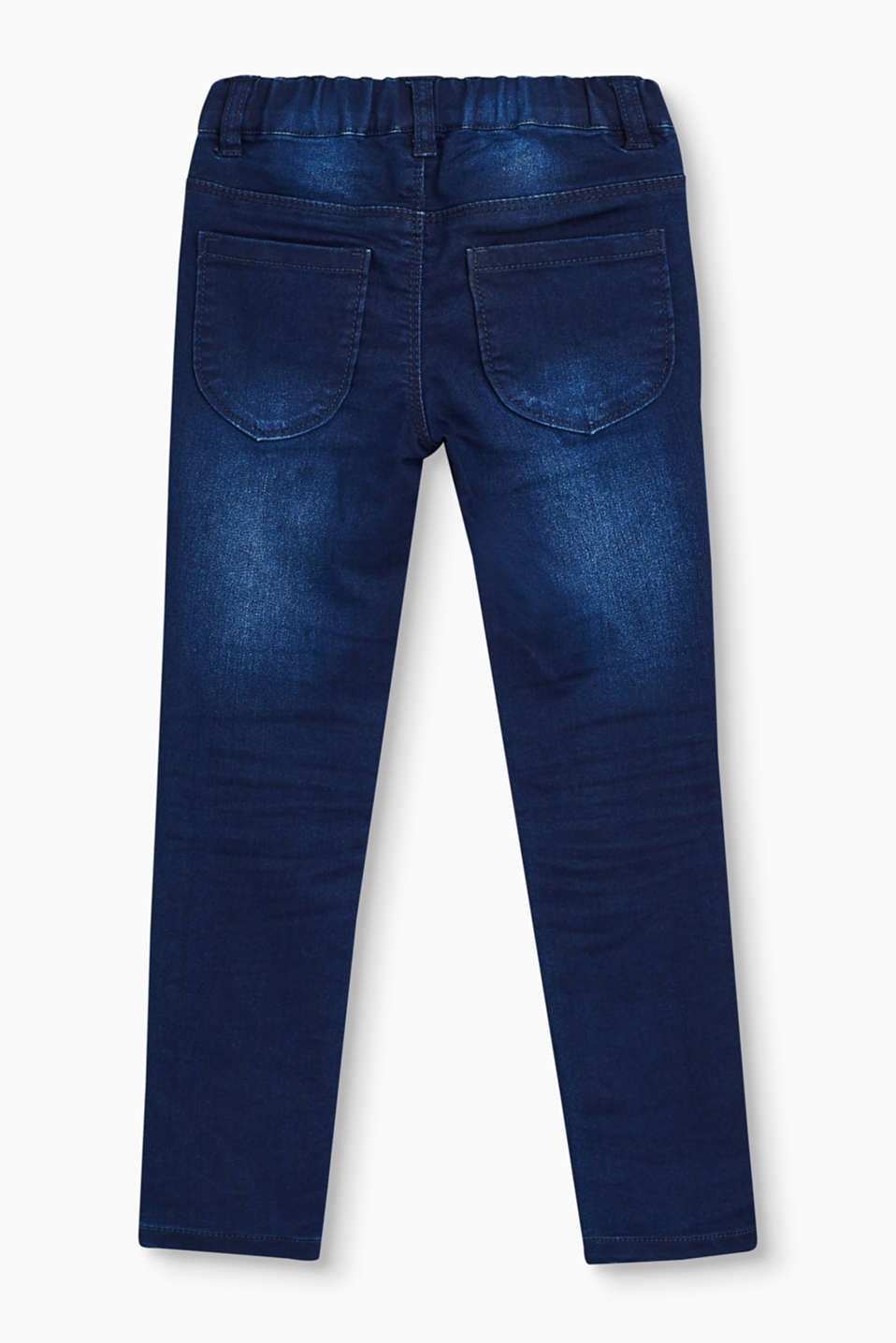 Jeggings aus weichem Stretch-Denim