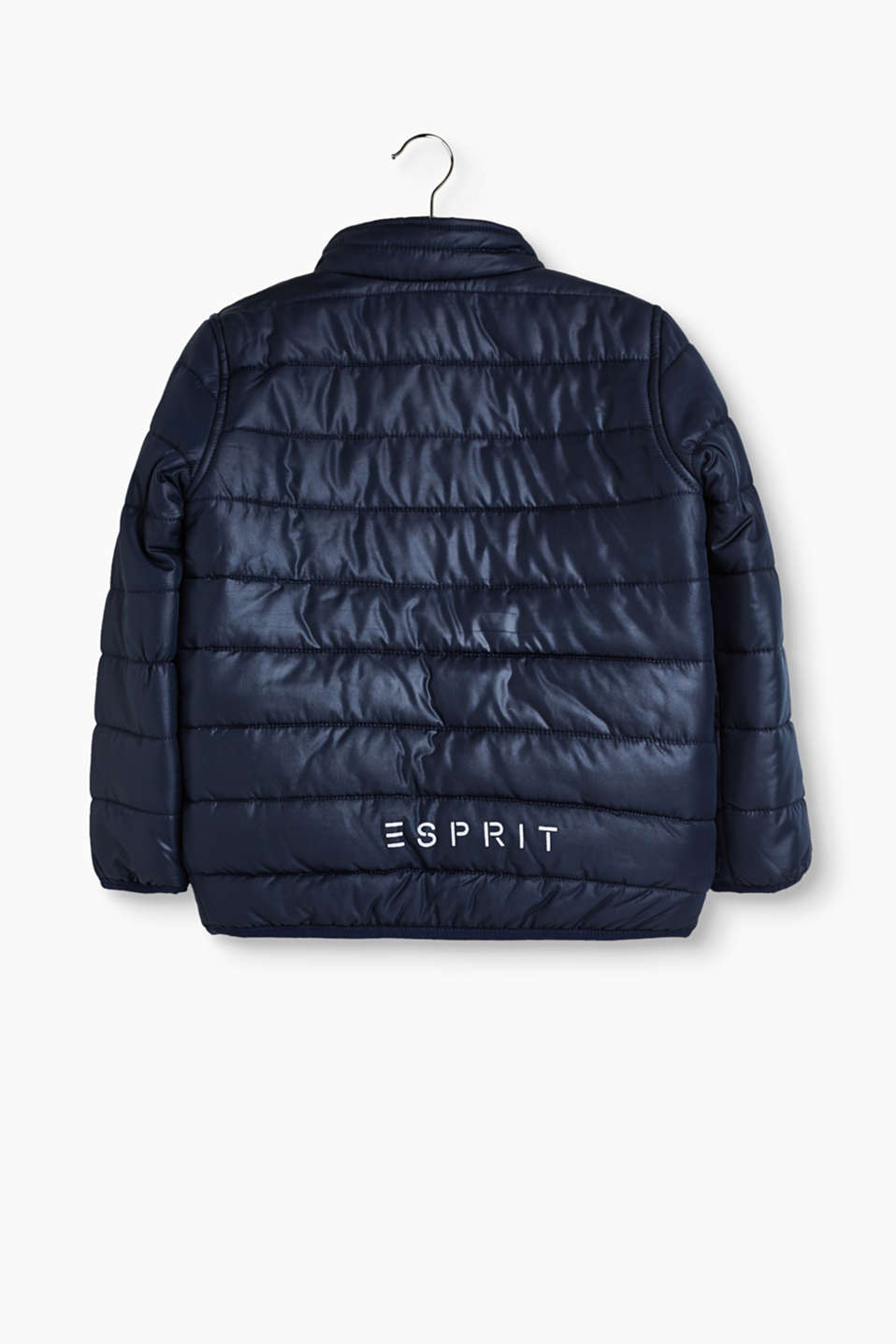 Lightweight quilted jacket with padding