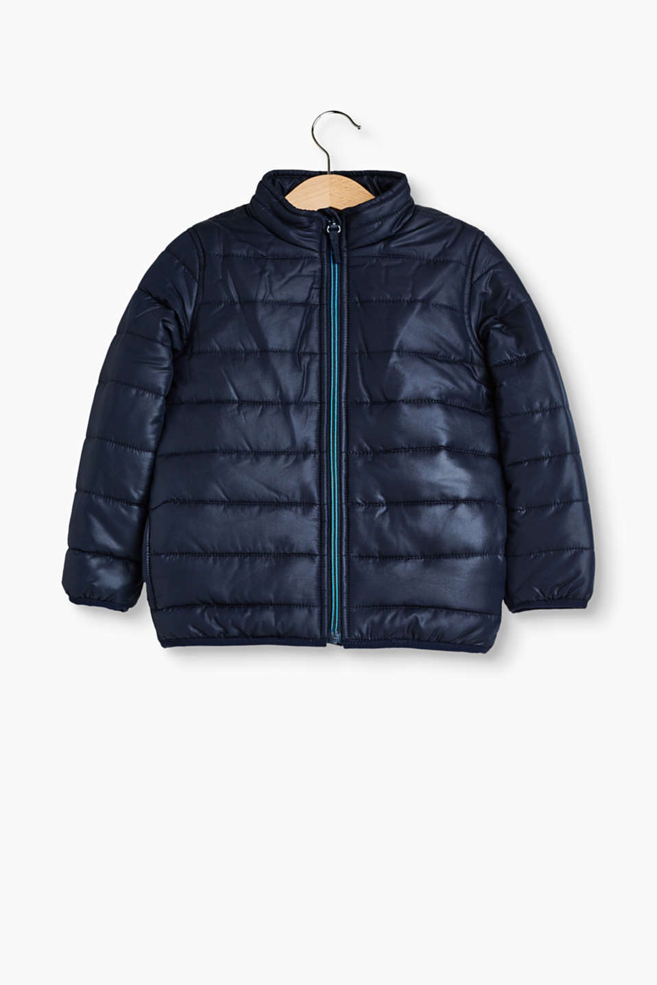 Esprit - Lightweight quilted jacket with padding
