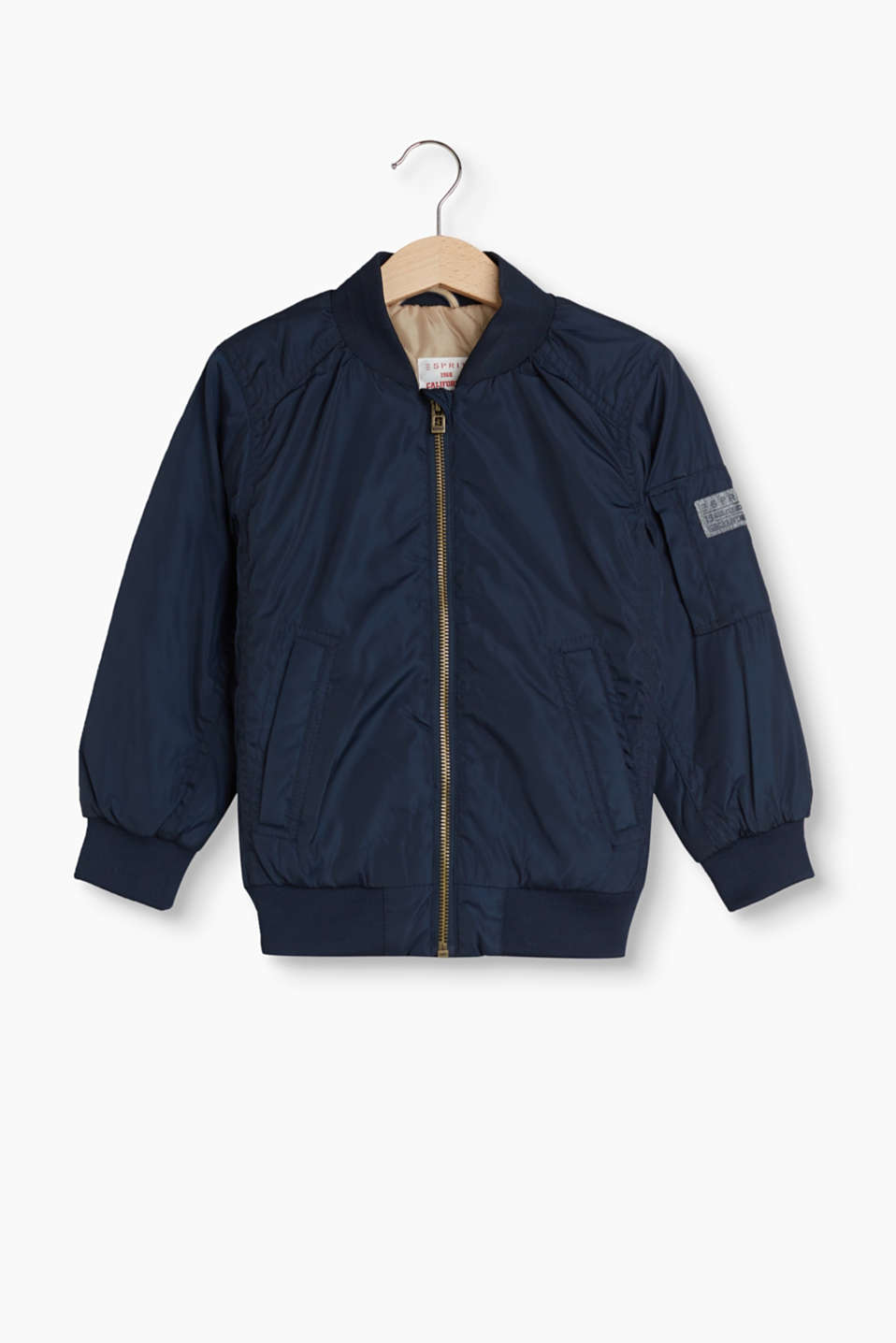 Esprit - Lightly padded bomber jacket