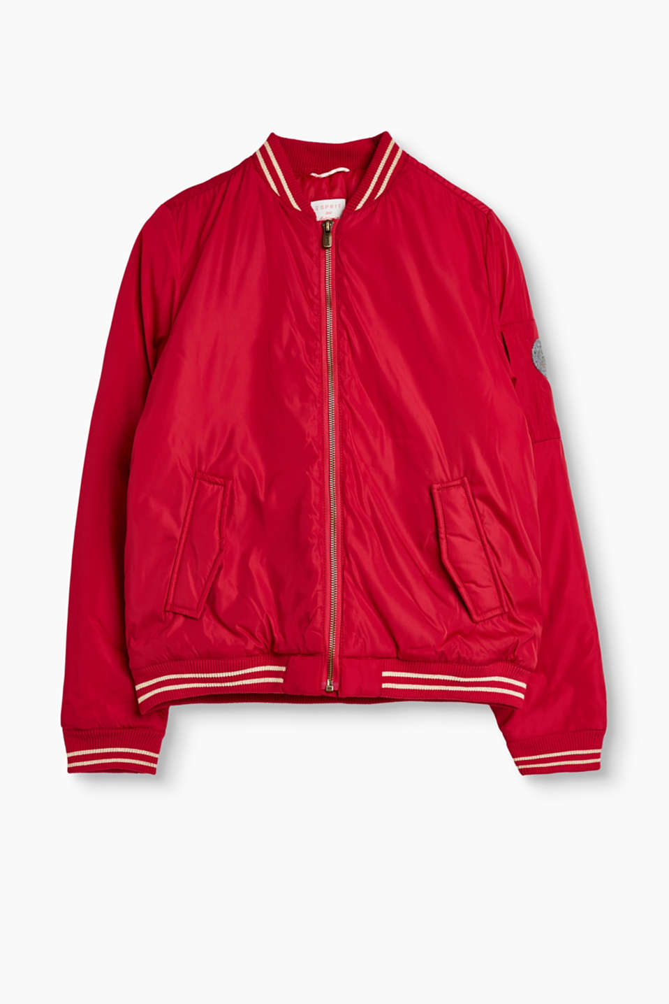 Esprit - Lightly lined bomber jacket
