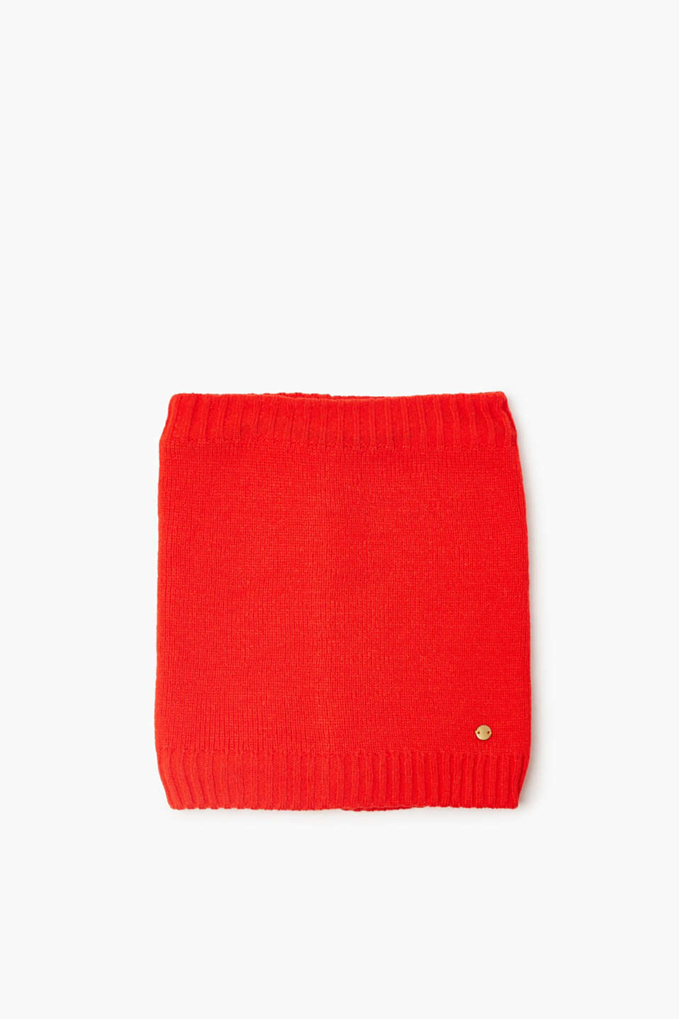 Esprit - Soft snood with a soft inner lining