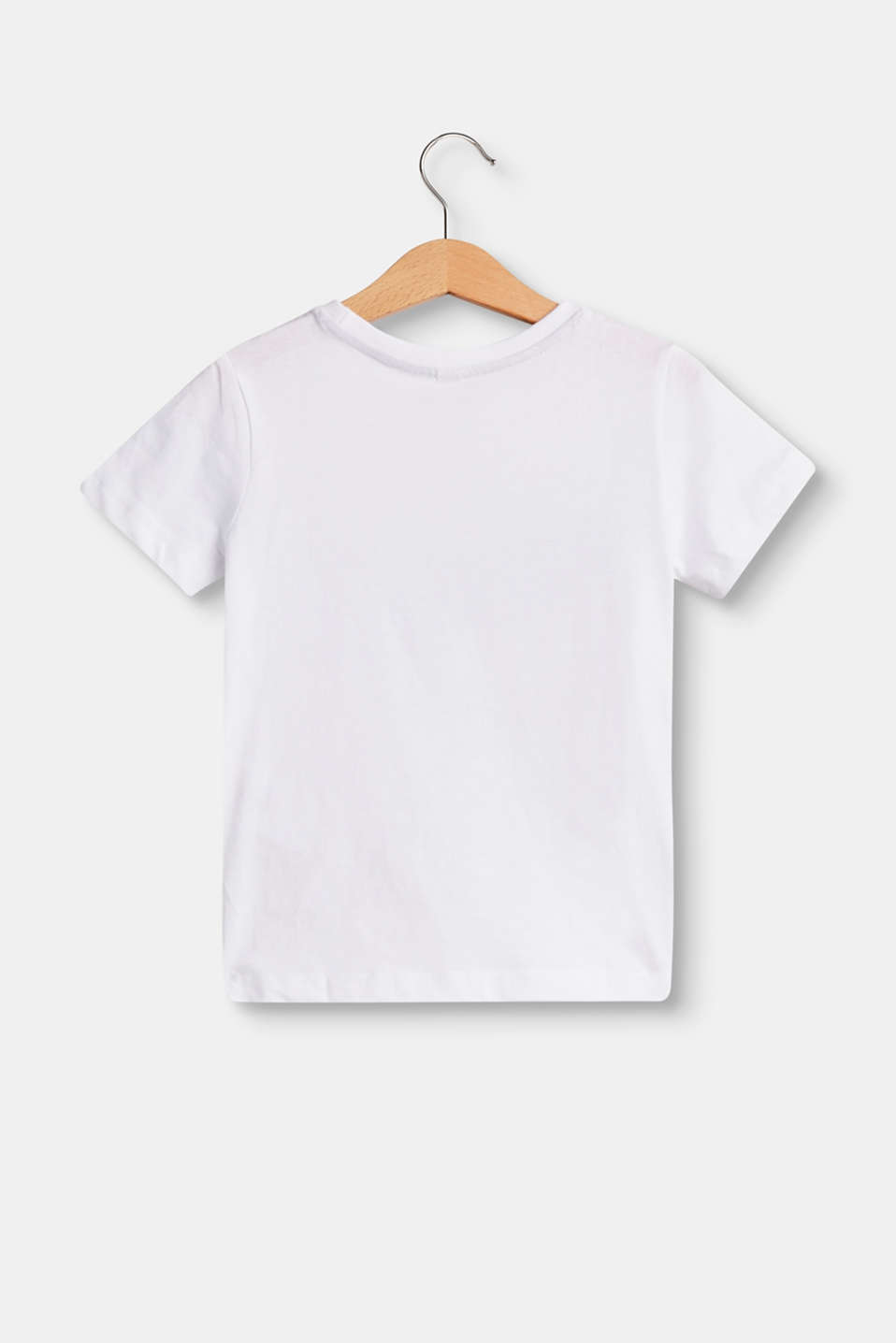 T-shirt stampata in 100% cotone