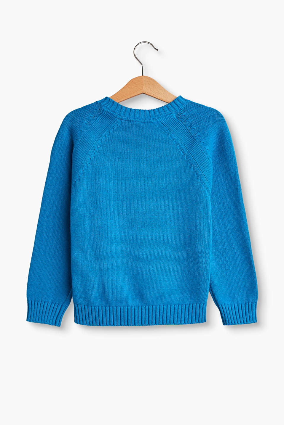 Knit statement jumper