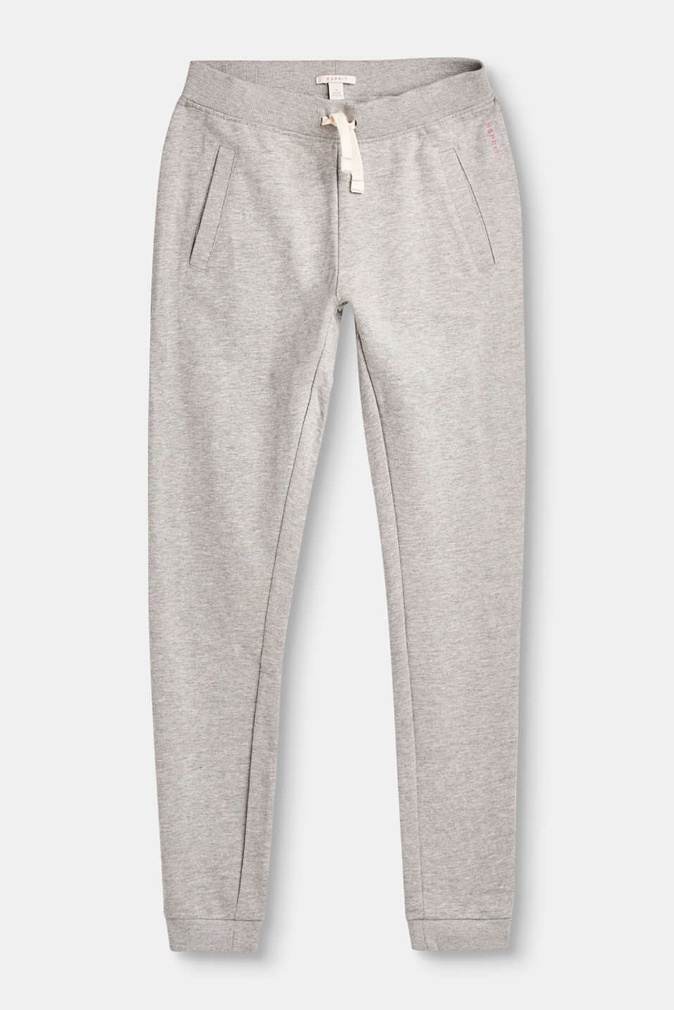 Esprit - Cotton tracksuit bottoms
