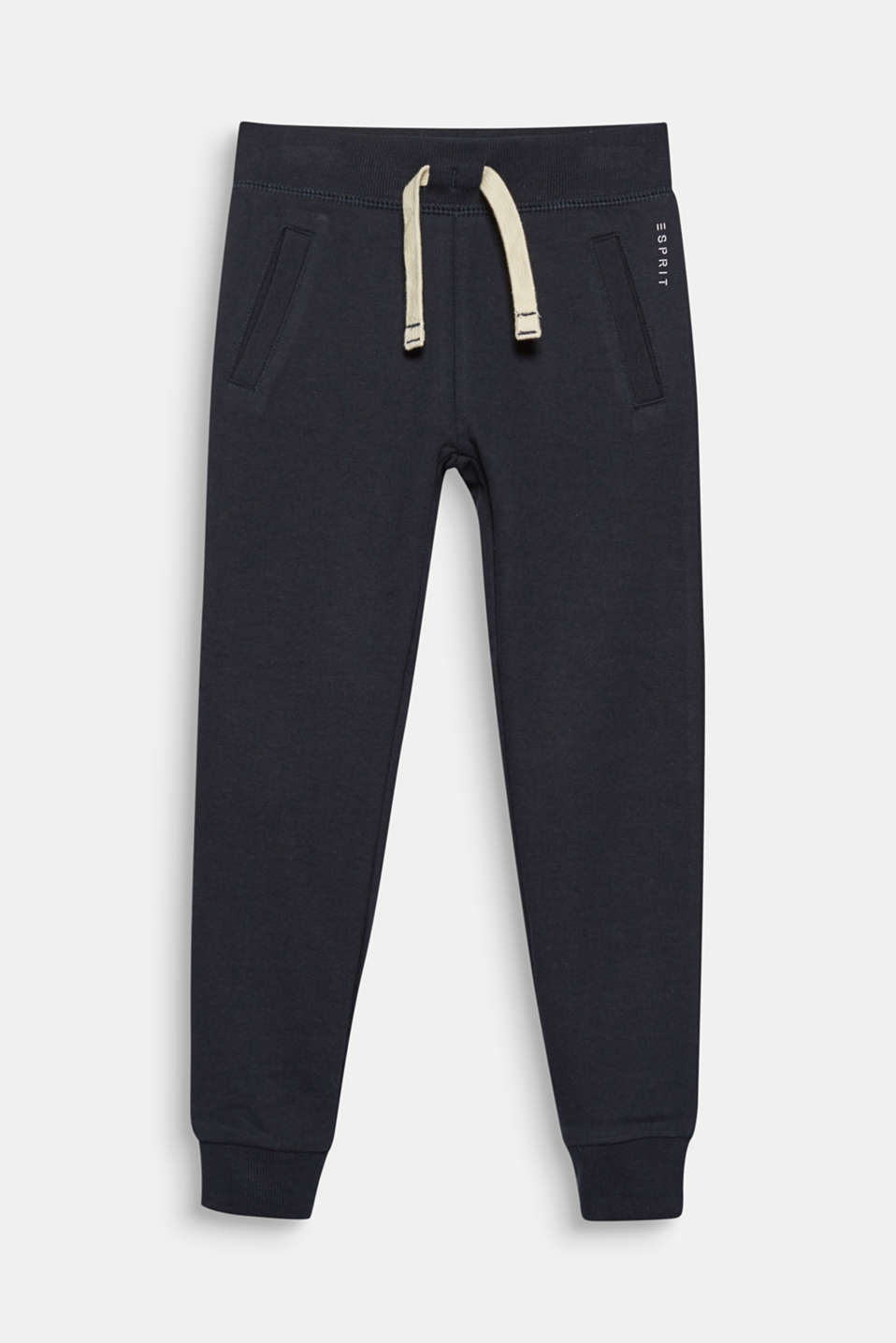 Esprit - Melierte Basic Sweat-Hose