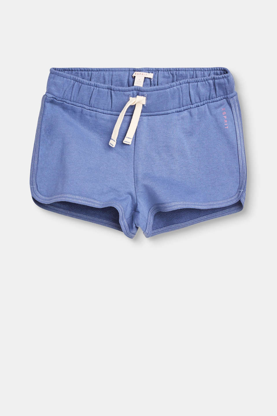 Esprit - Basic jogging shorts in pure cotton