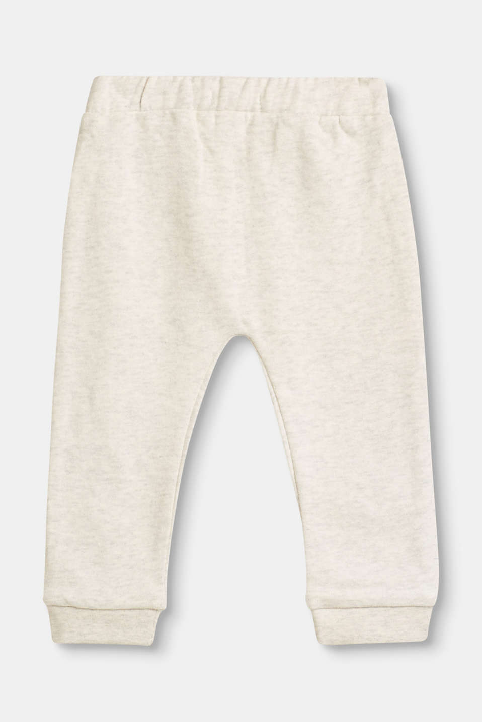Esprit - Comfy tracksuit bottoms with organic cotton