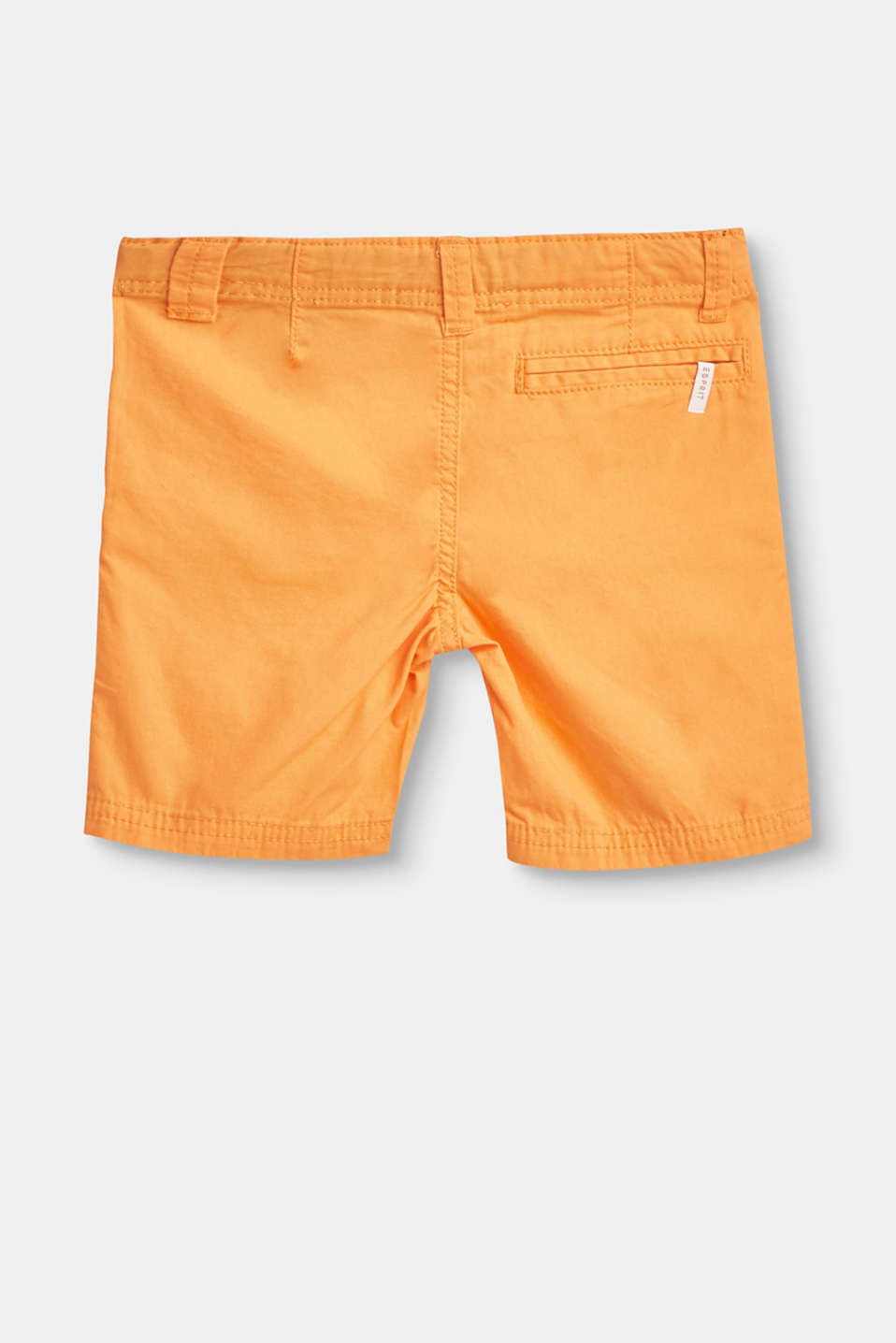 Shorts with adjustable waistband, 100% cotton