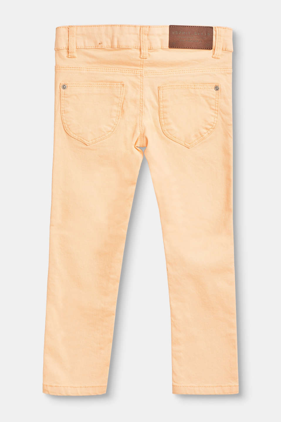 Five-pocket trousers in stretch cotton