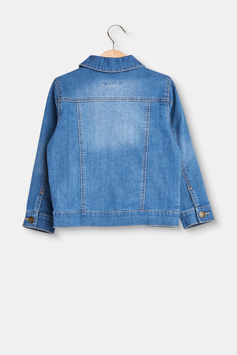 Veste en jean au confort stretch