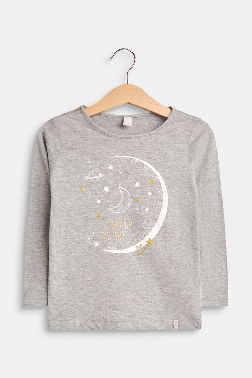 Esprit - 11 - t-shirt ls moon