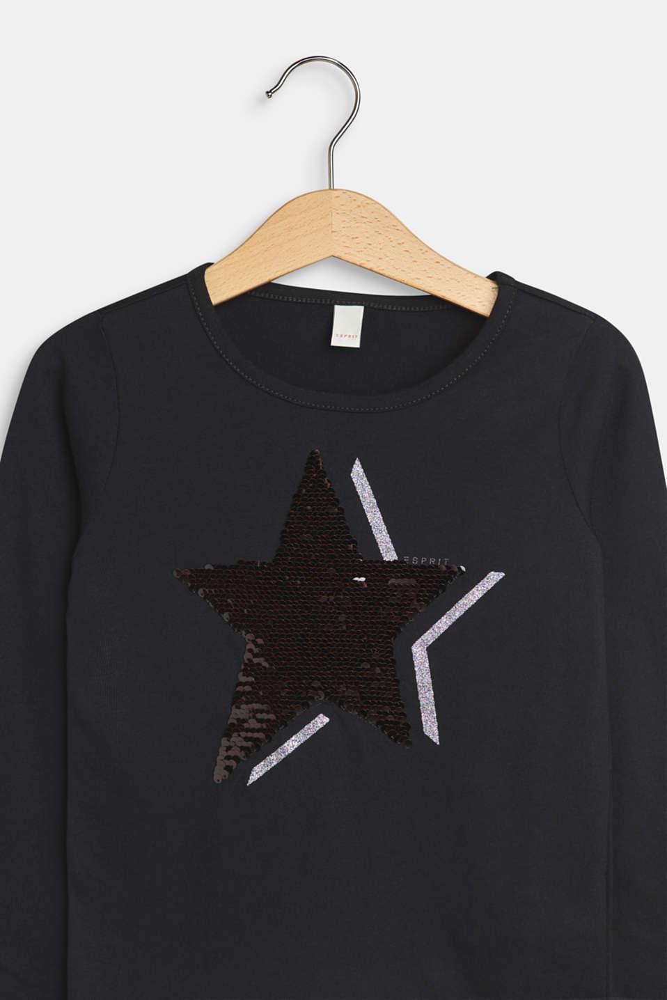 T-Shirts, LCBLACK, detail image number 2