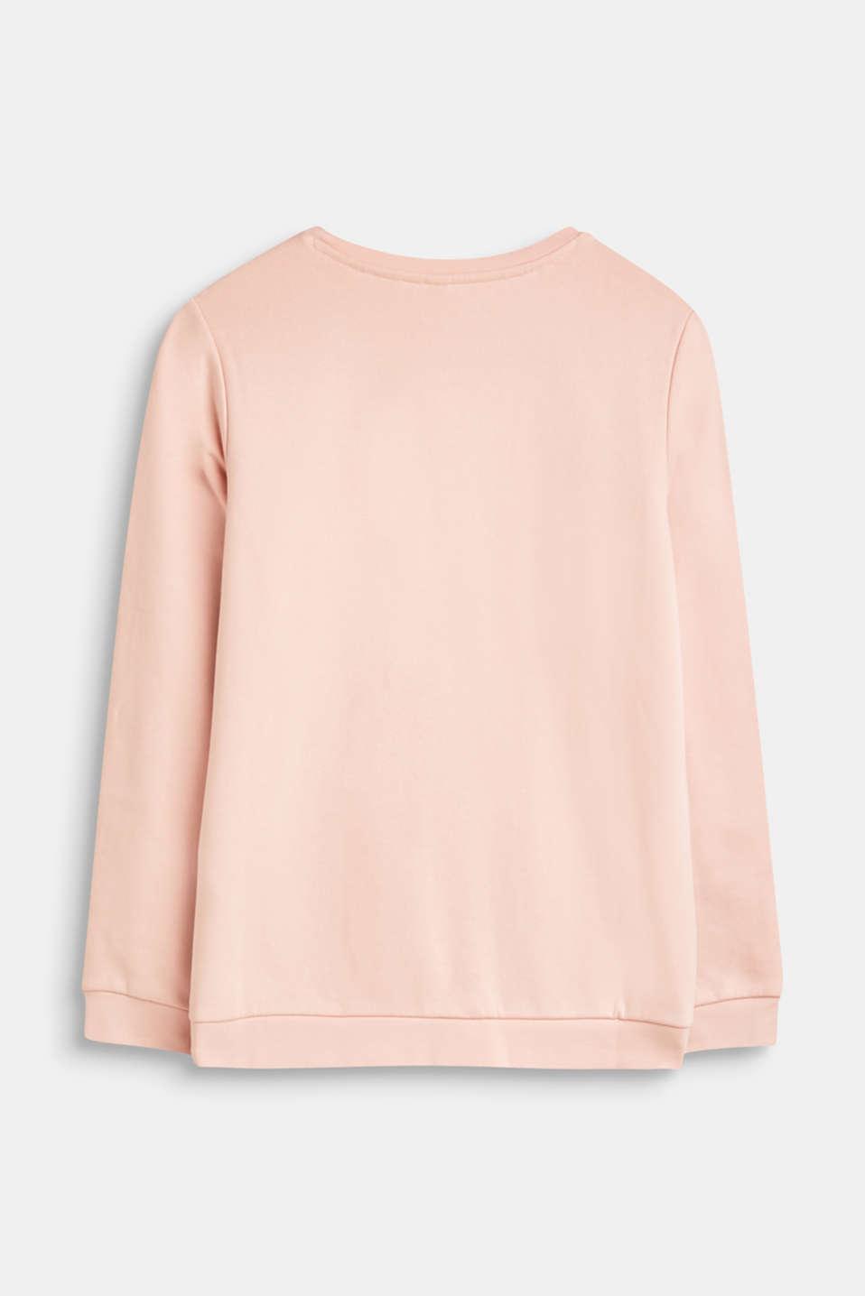 Sweatshirts, LCLIGHT PINK, detail image number 1
