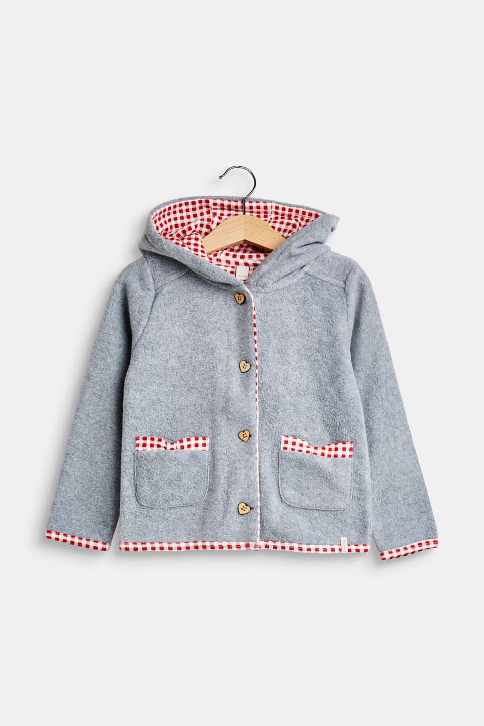 Esprit - Bavarian-style fleece jacket