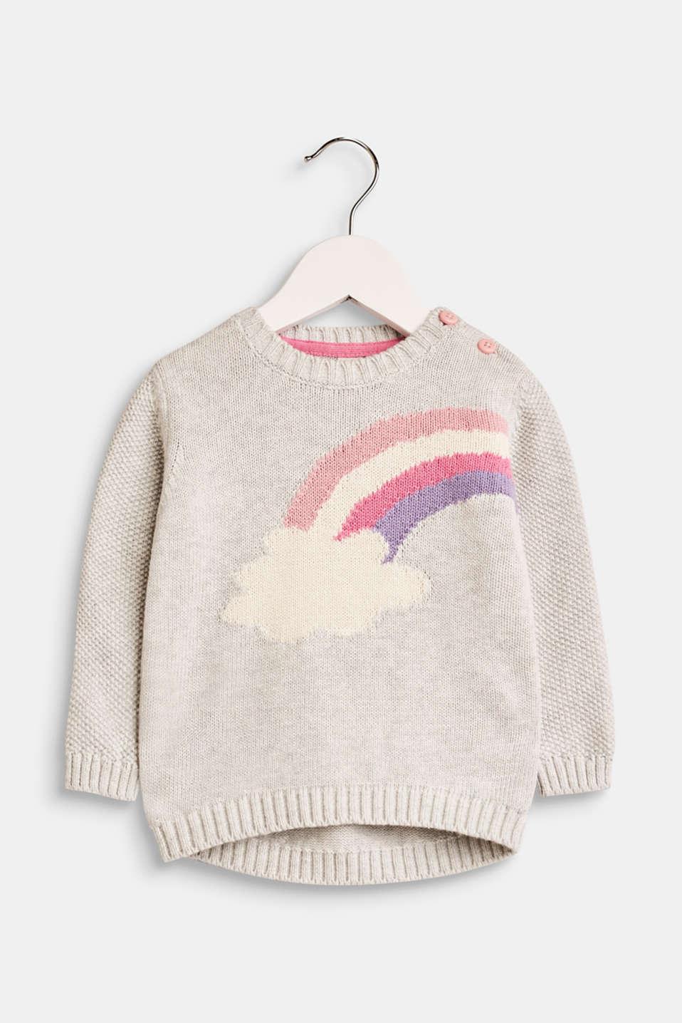 Esprit Feinstrick Pullover, 100% Baumwolle im Online Shop