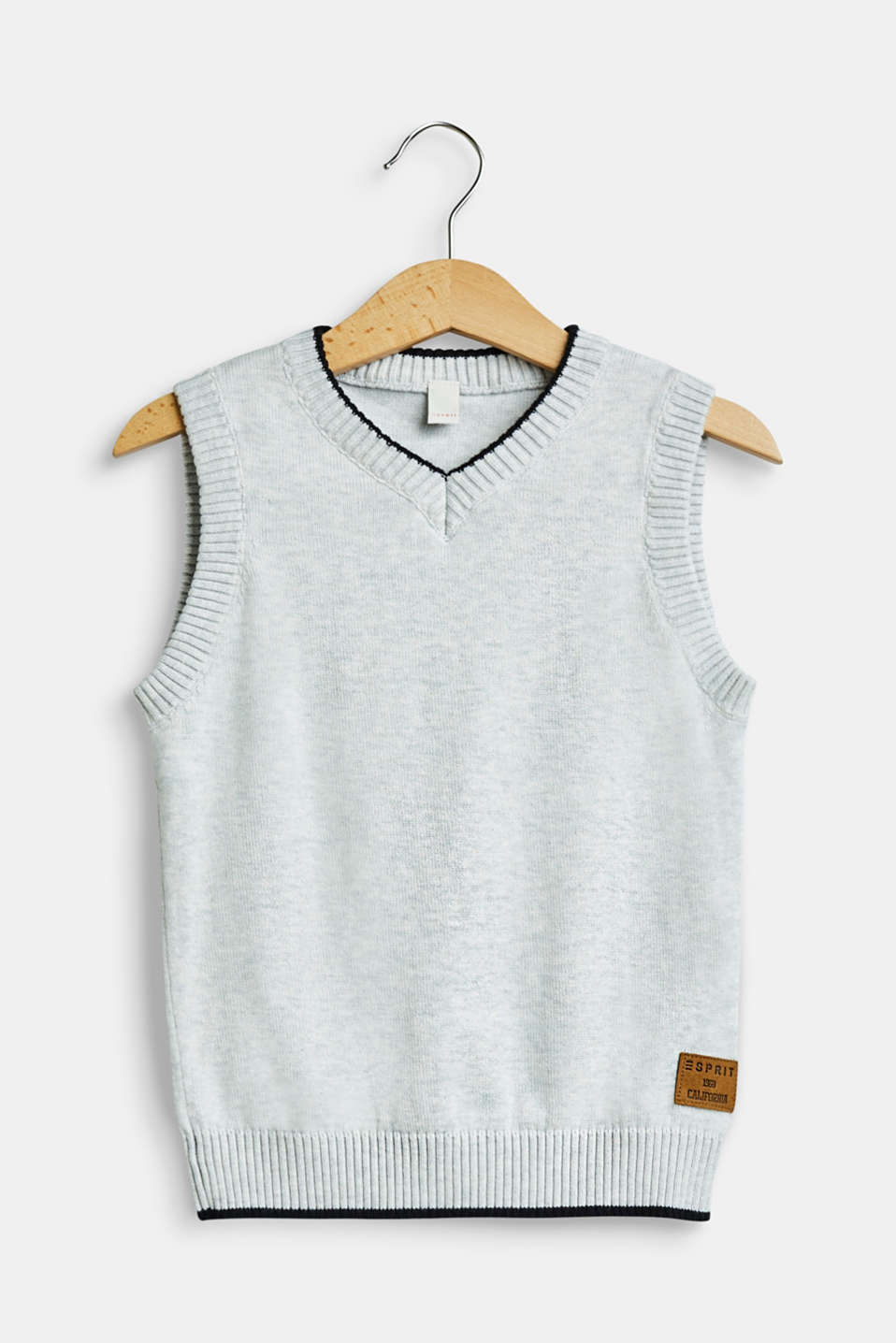 Esprit - 100% cotton tank top