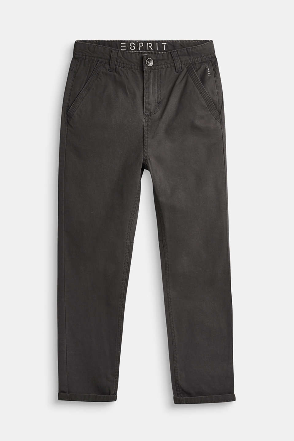 Esprit - 100% cotton chinos