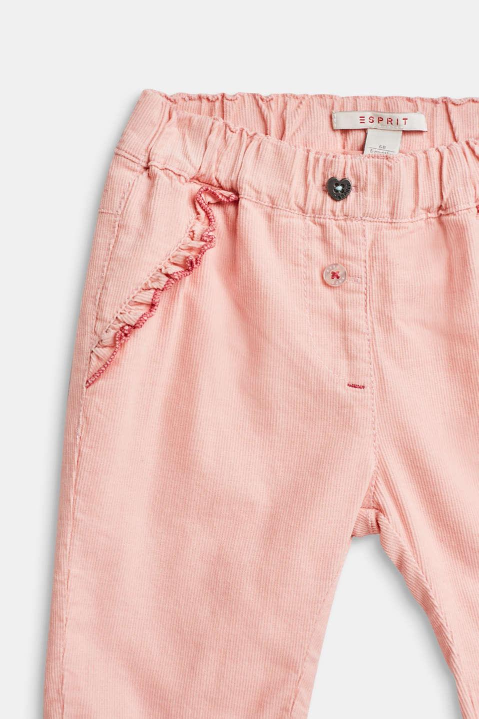 Pants woven, LCPASTEL PINK, detail image number 1
