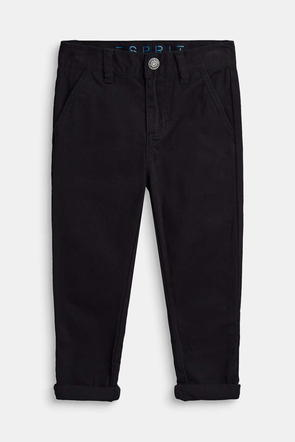 Esprit - Stretch cotton chinos