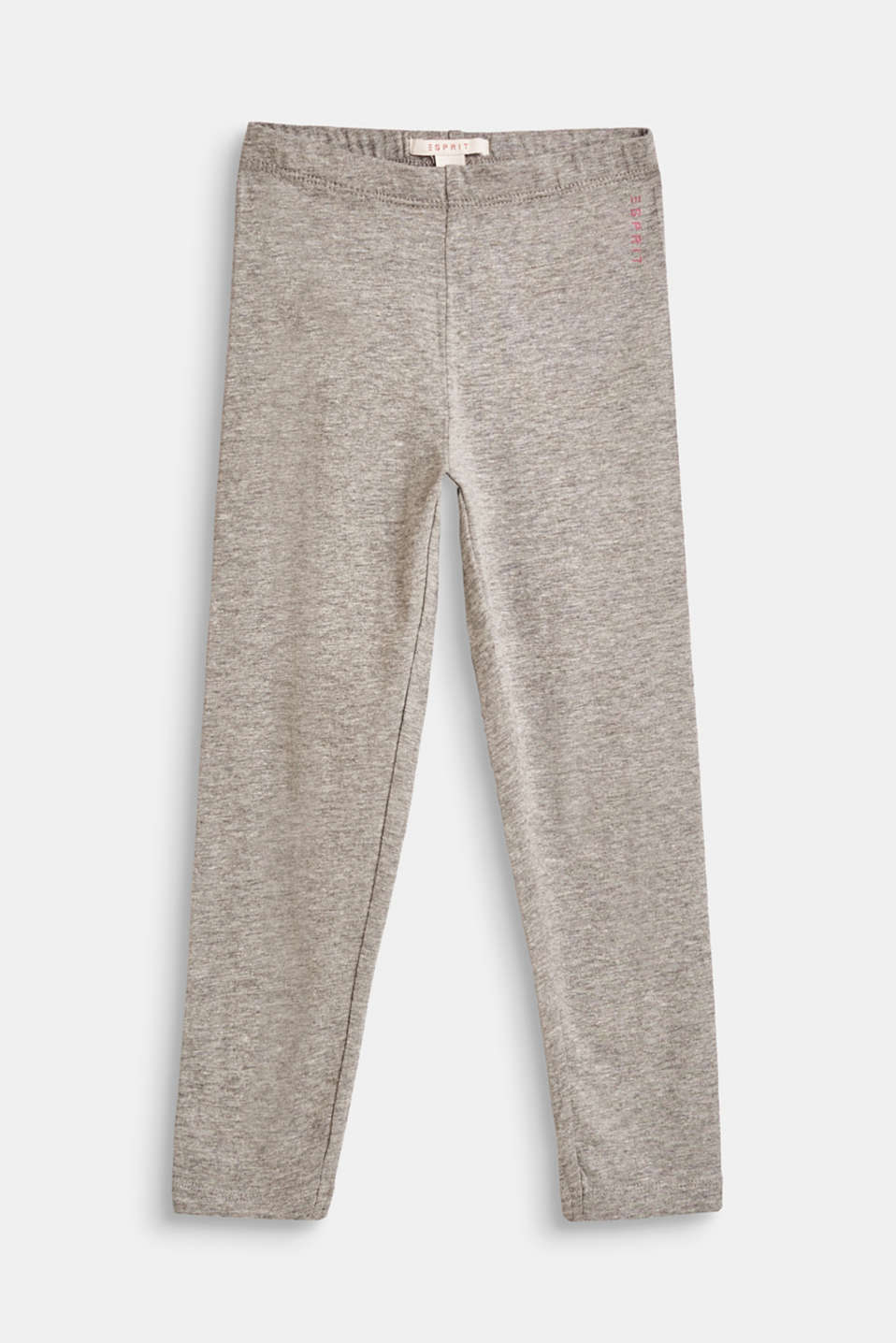 Esprit - Basic leggings neck with stretch for comfort