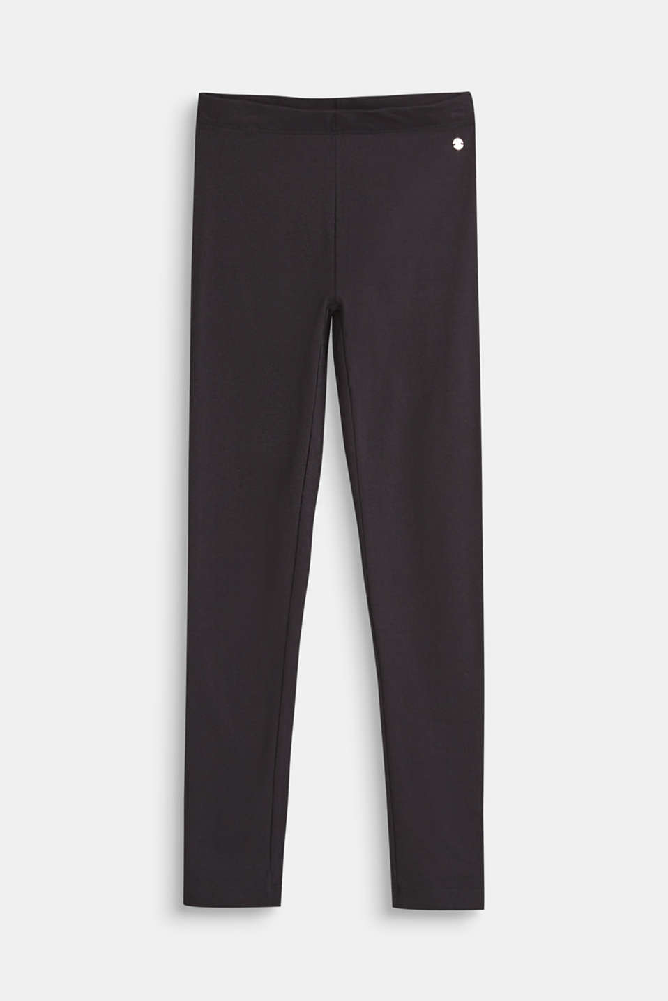 Esprit - Cotton leggings with added stretch for comfort