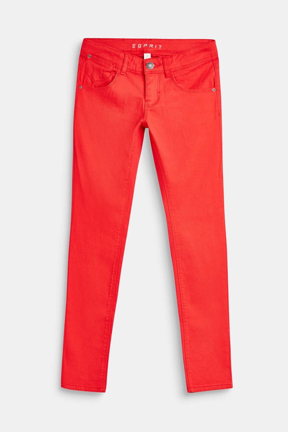 Esprit - Colored Stretch-Jeans mit Penny Pocket
