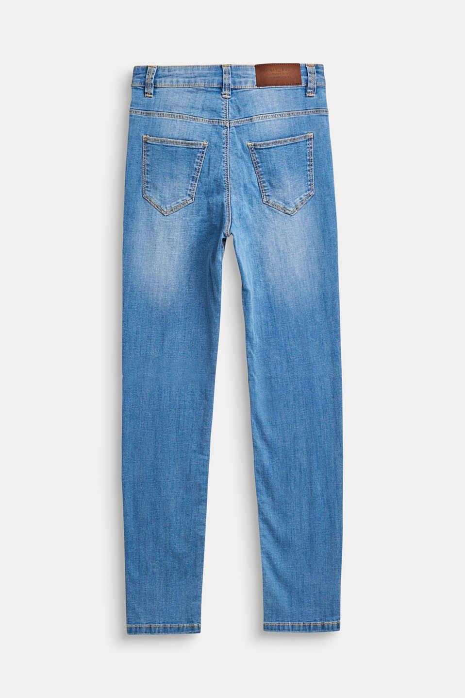 Pants denim, LCMEDIUM WASH DE, detail image number 1