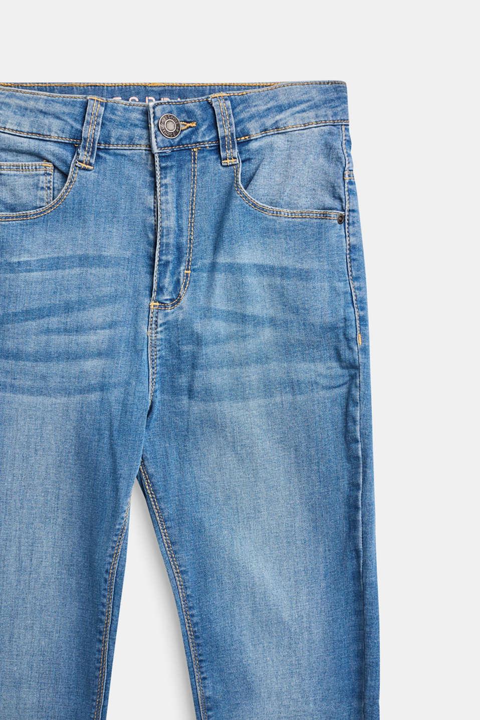 Pants denim, LCMEDIUM WASH DE, detail image number 3