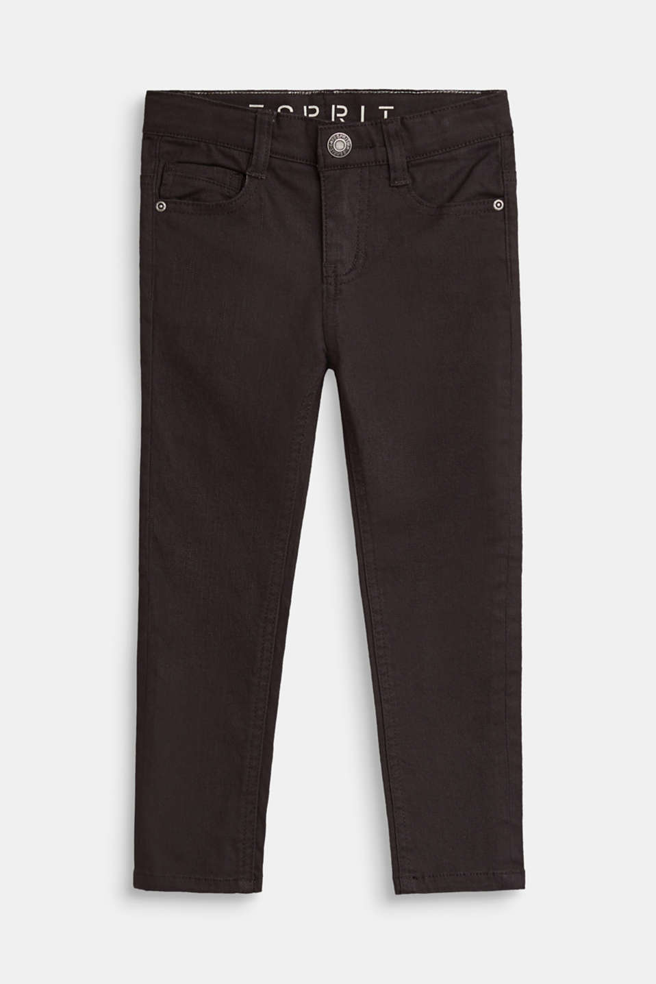 Esprit - Stretch dark denim jeans