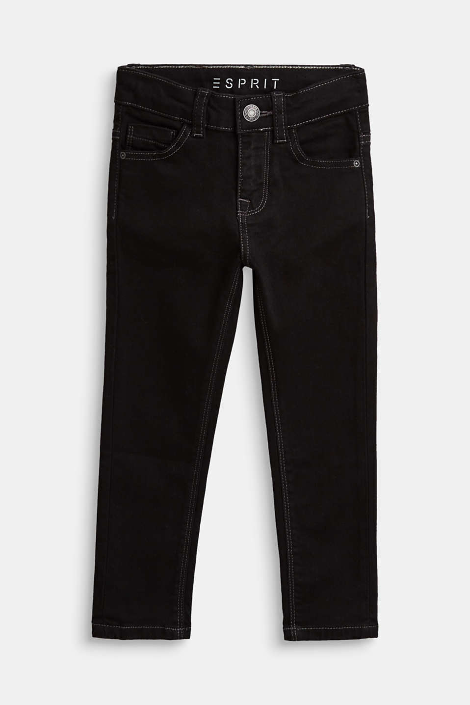 Esprit - 10 - denim pants colored