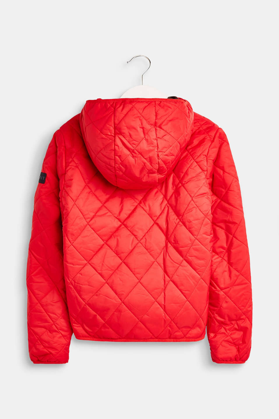 Jackets outdoor woven, LCPOPPY RED, detail image number 1