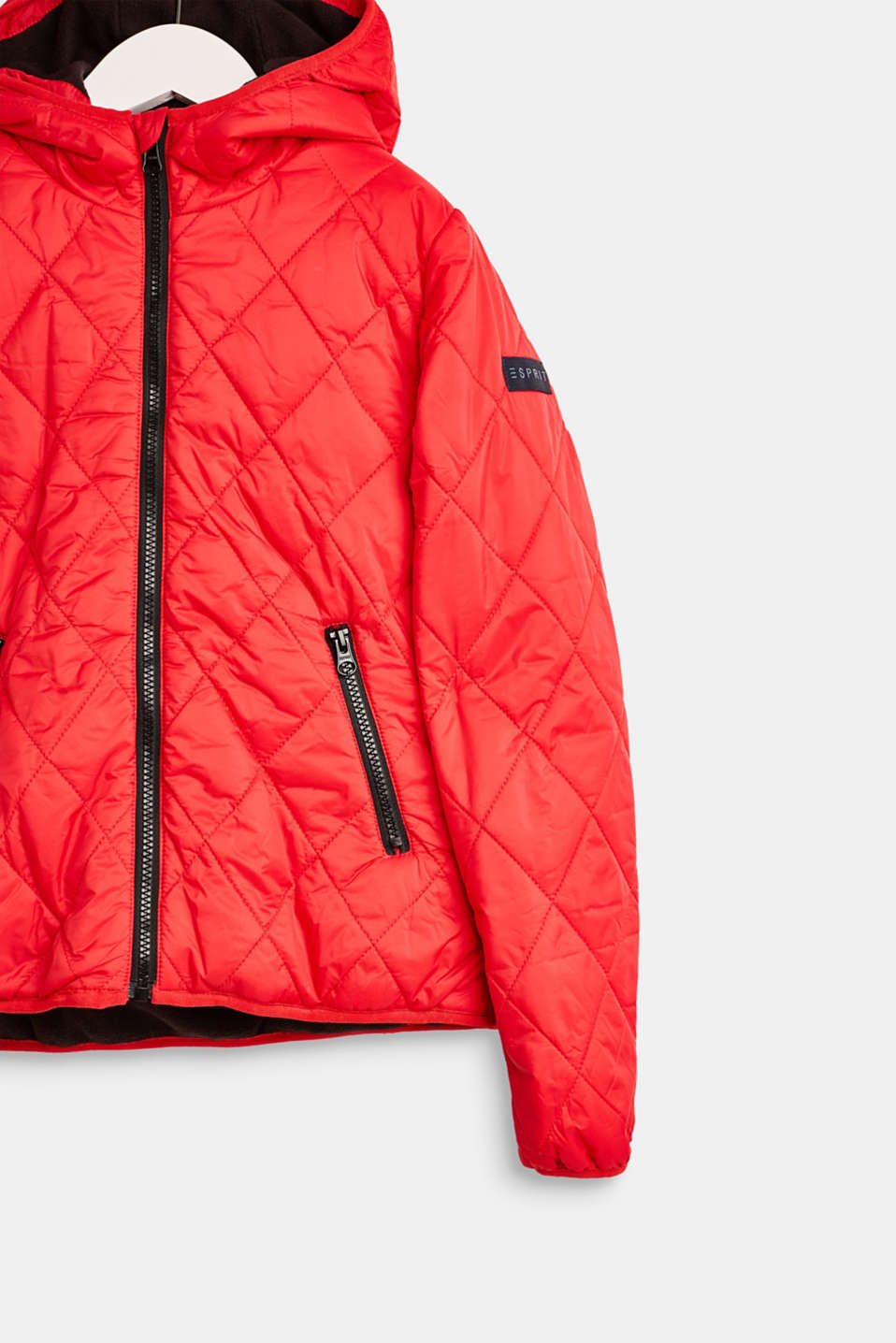 Jackets outdoor woven, LCPOPPY RED, detail image number 3