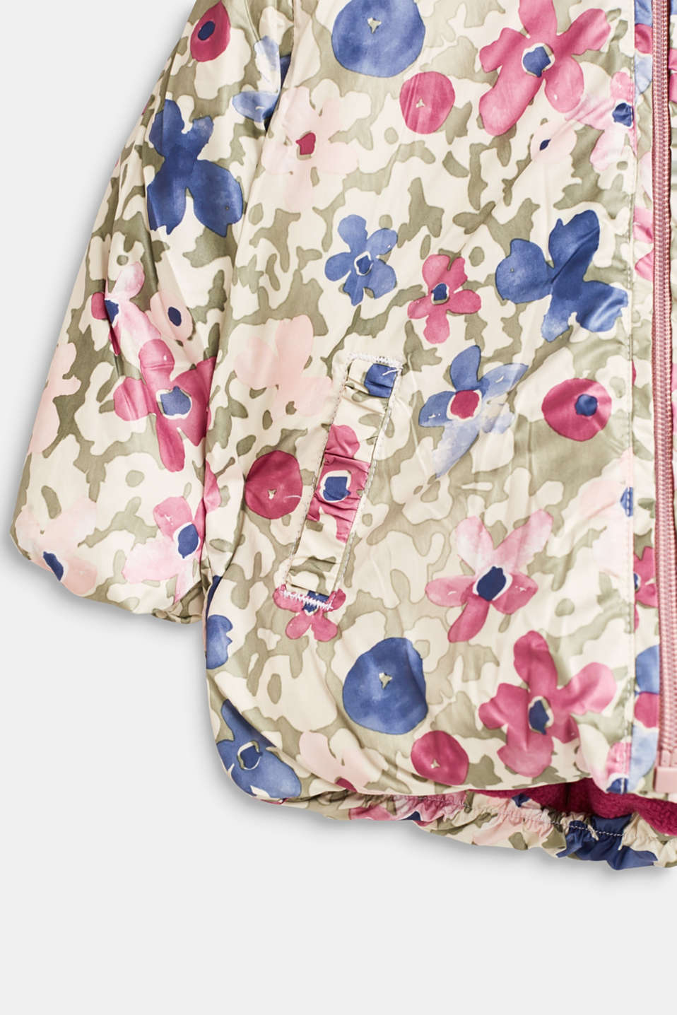 Jackets outdoor woven, LCKAKI, detail image number 2