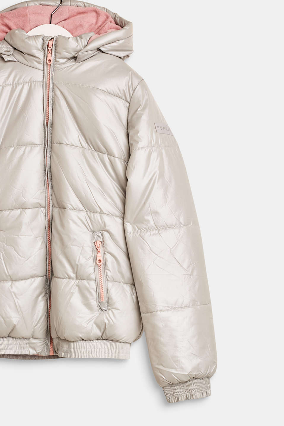 Jackets outdoor woven, LCSILVER, detail image number 3