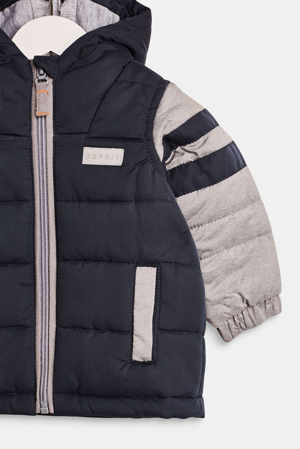 Jackets outdoor woven, LCMIDNIGHT BLUE, detail image number 2