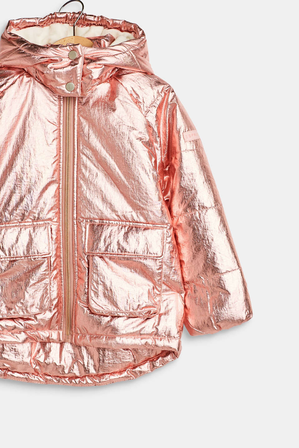 Jackets outdoor woven, LCCOPPER ROSE, detail image number 2