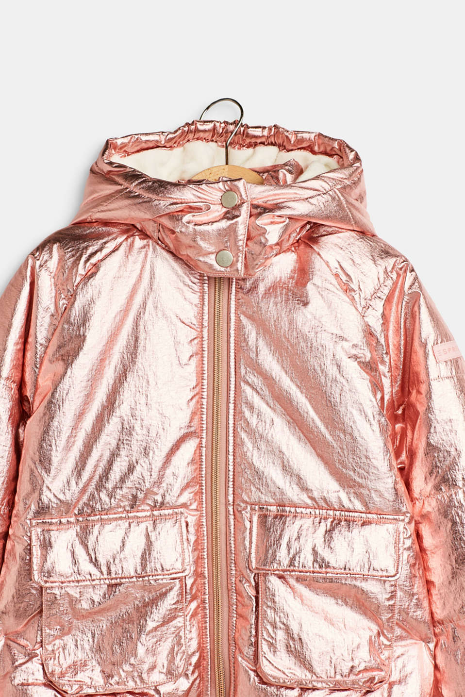 Jackets outdoor woven, LCCOPPER ROSE, detail image number 3