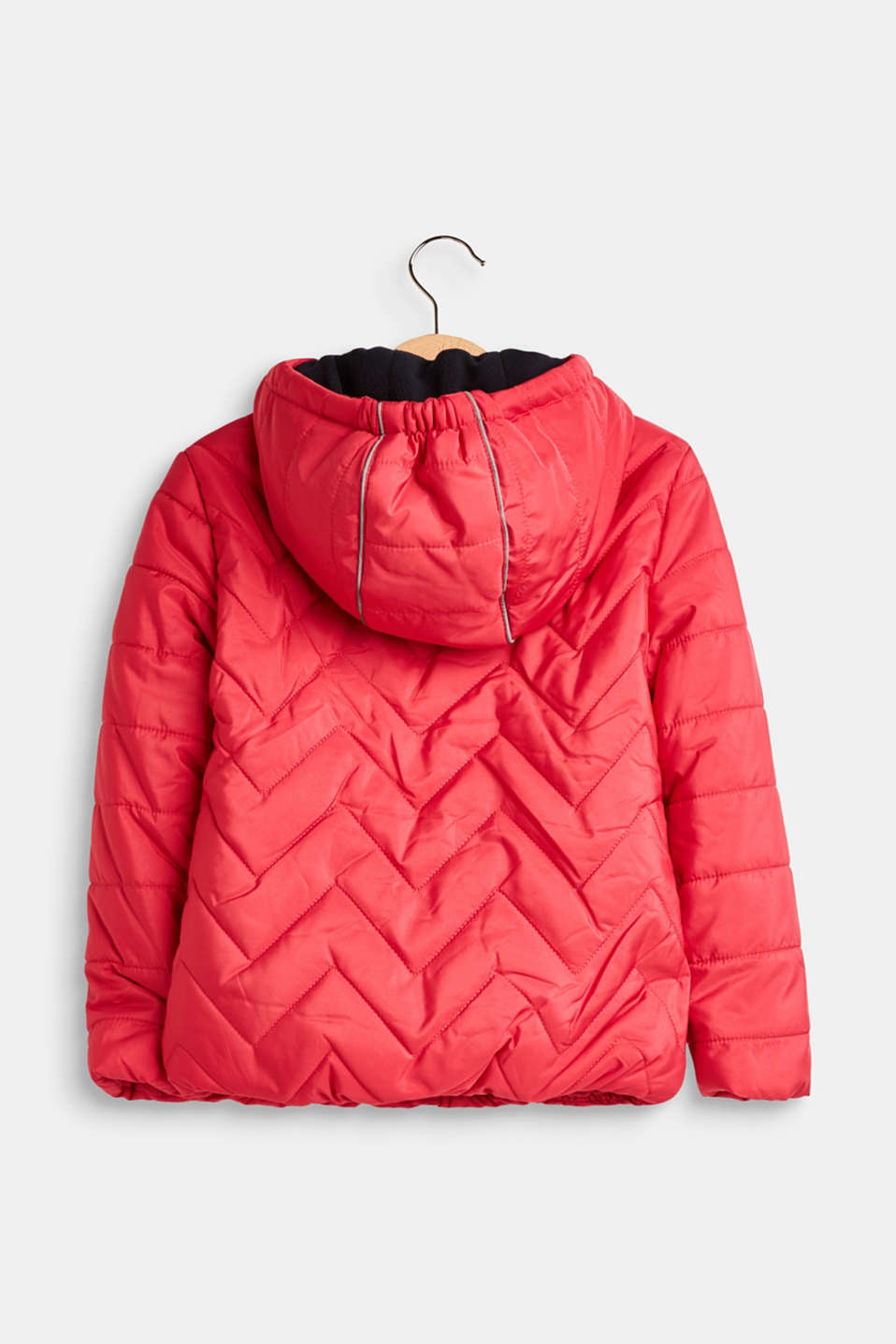 Jackets outdoor woven, LCMAGENTA, detail image number 1
