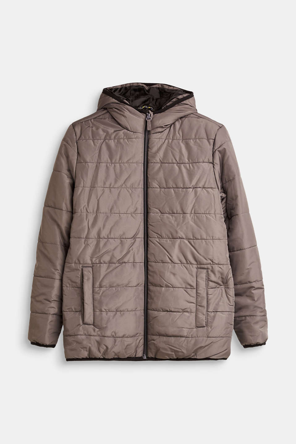 Jackets outdoor woven, LCGREY, detail image number 0