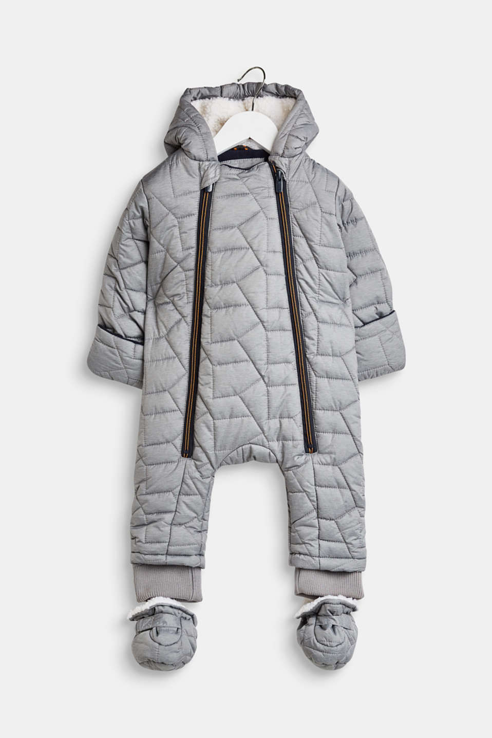 Esprit - Topstitched snowsuit