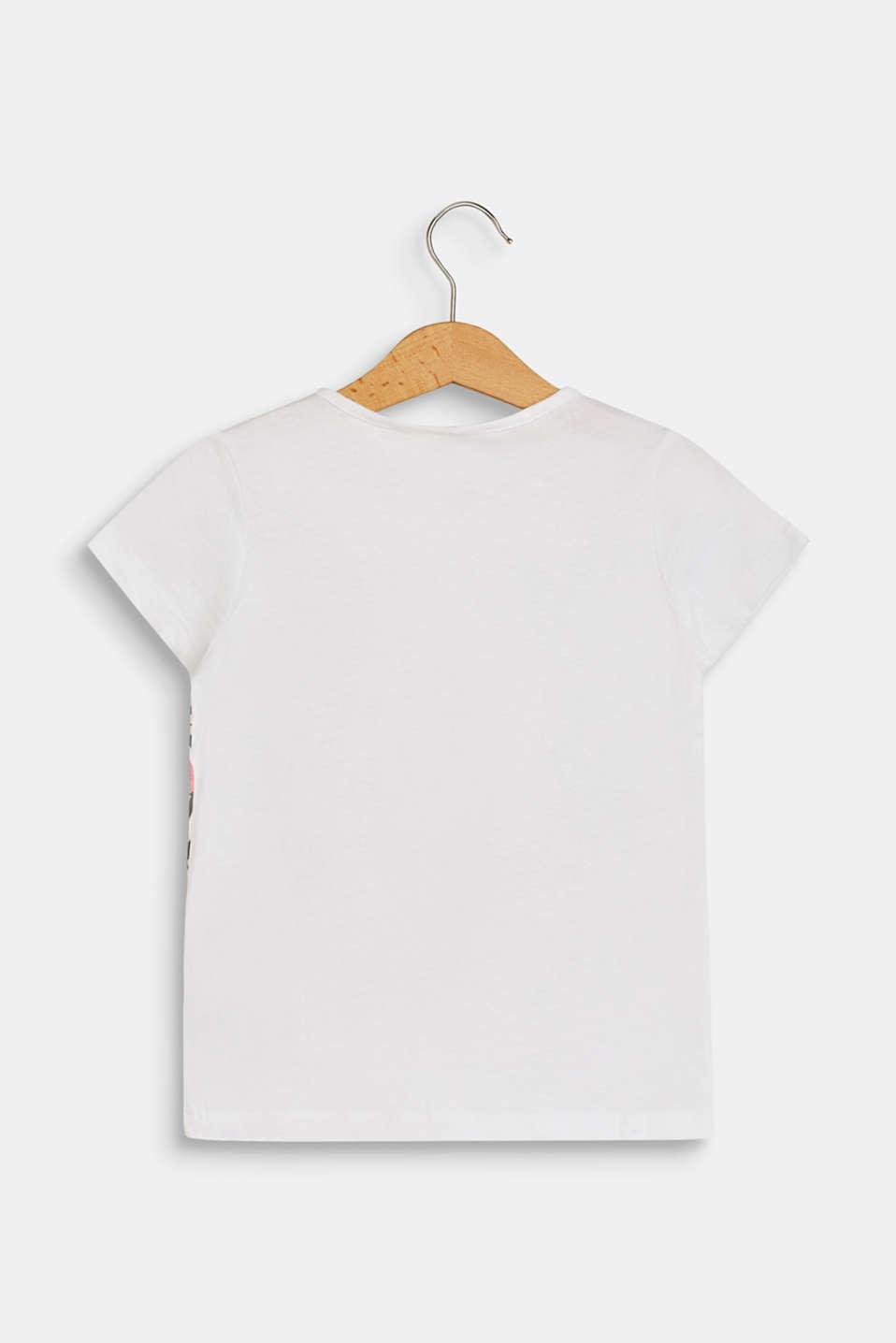 T-Shirts, LCWHITE, detail image number 1