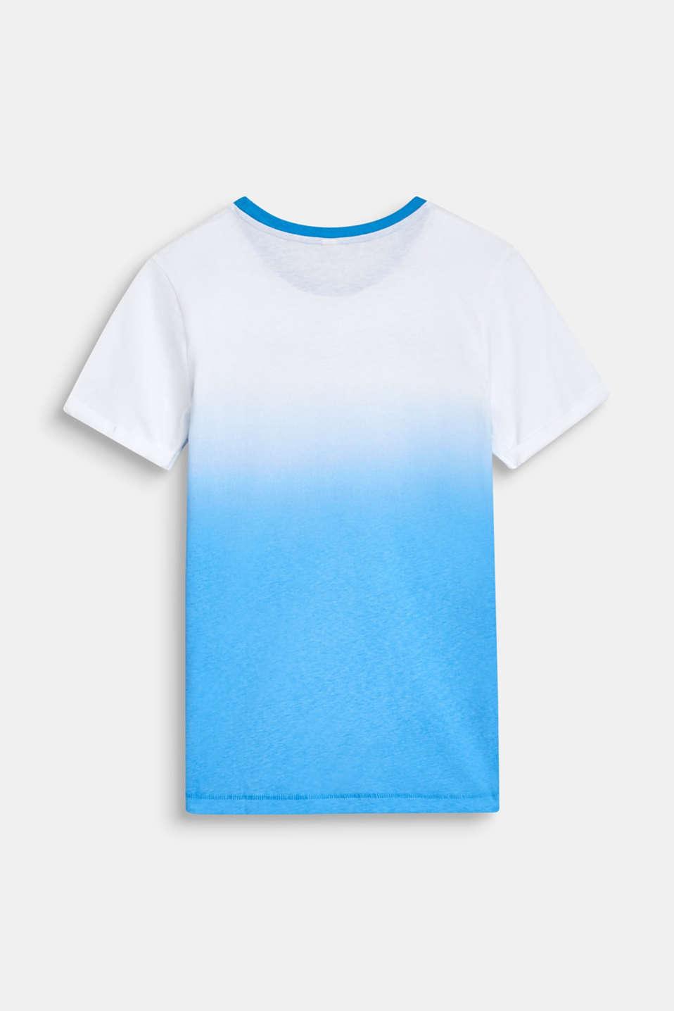 T-Shirts, LCAZUR BLUE, detail image number 1