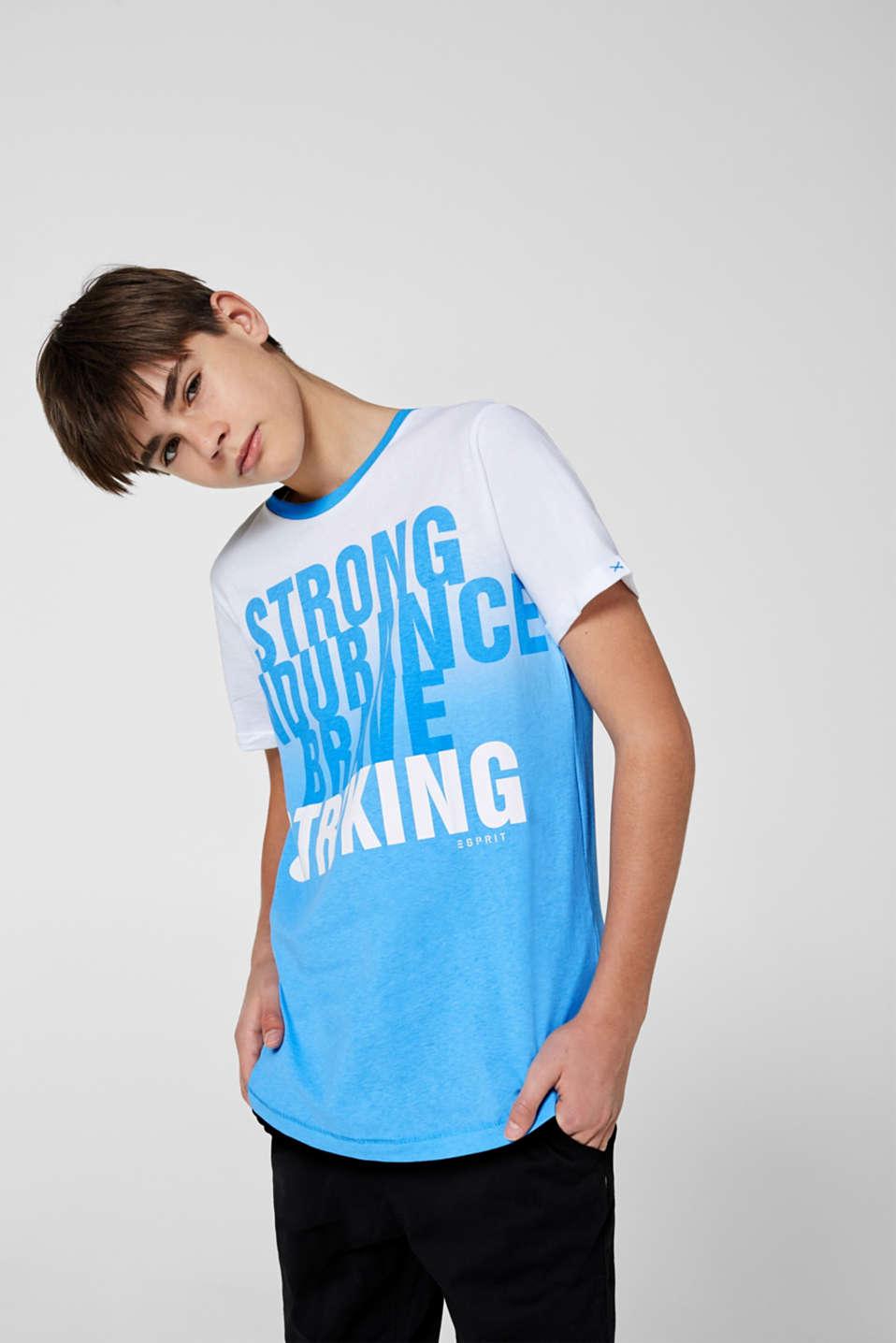 T-Shirts, LCAZUR BLUE, detail image number 2