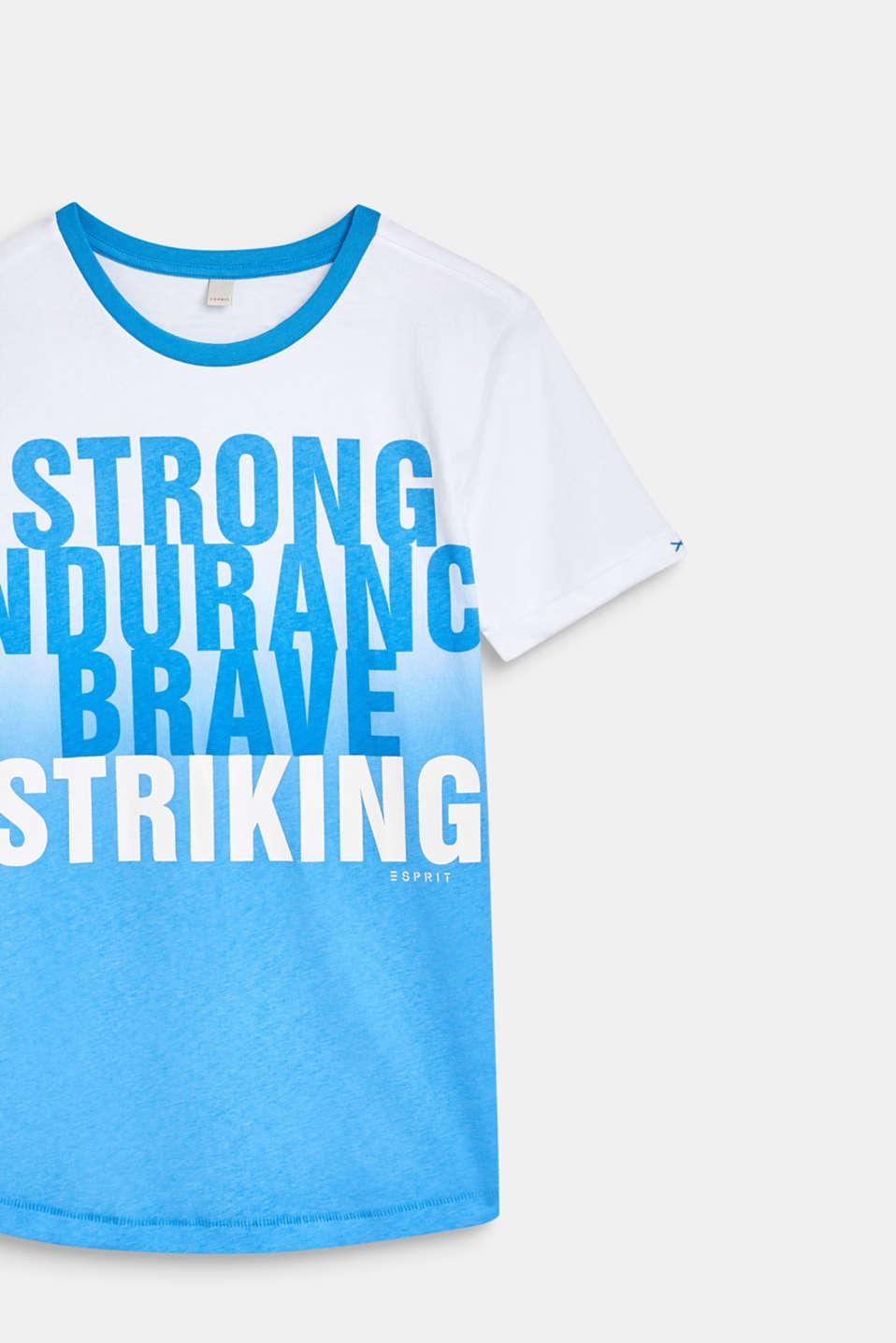 T-Shirts, LCAZUR BLUE, detail image number 3