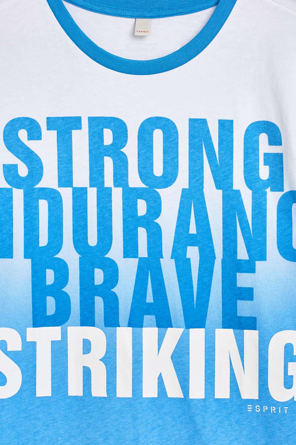 T-Shirts, LCAZUR BLUE, detail image number 5