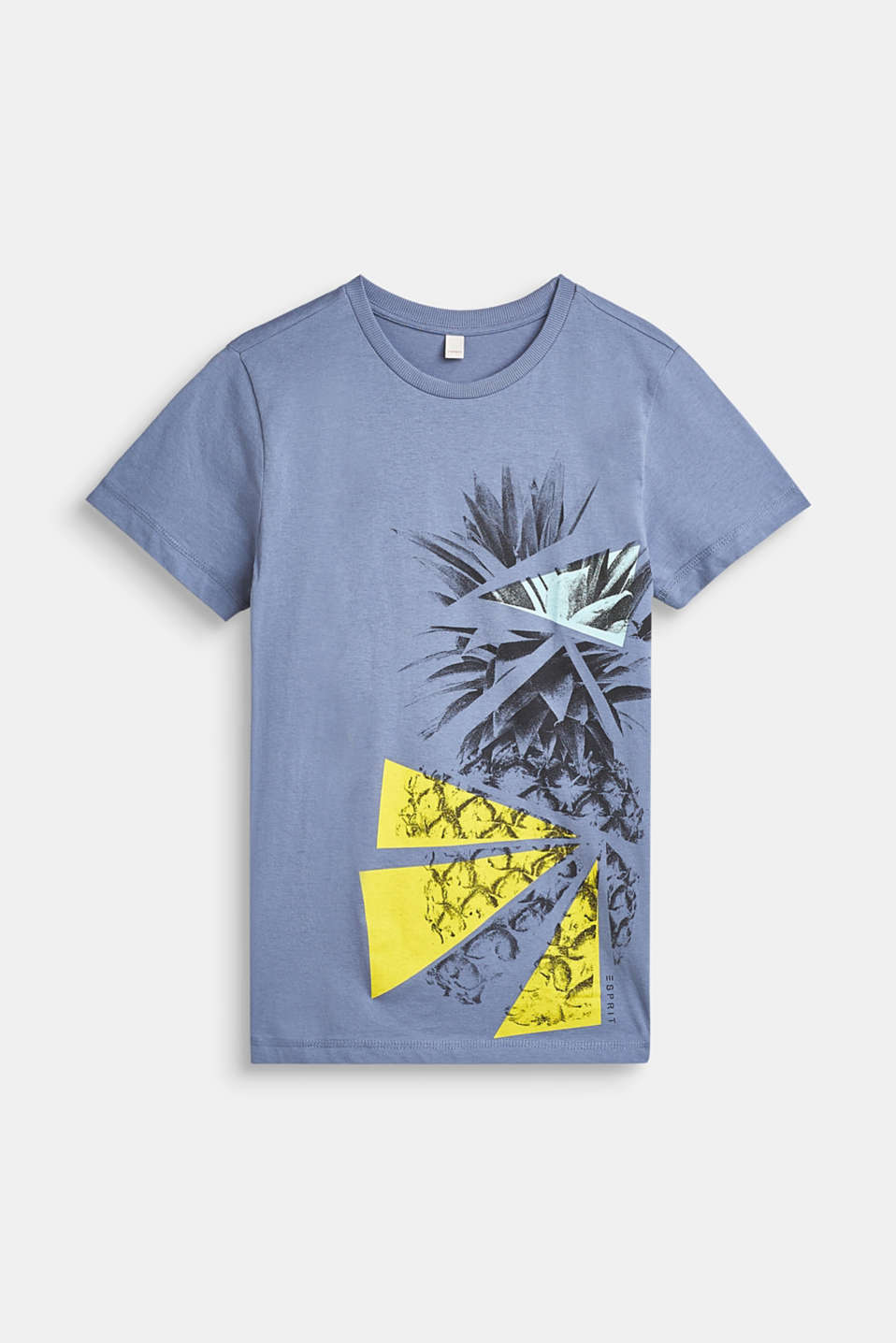 Esprit - Printed T-shirt in 100% cotton