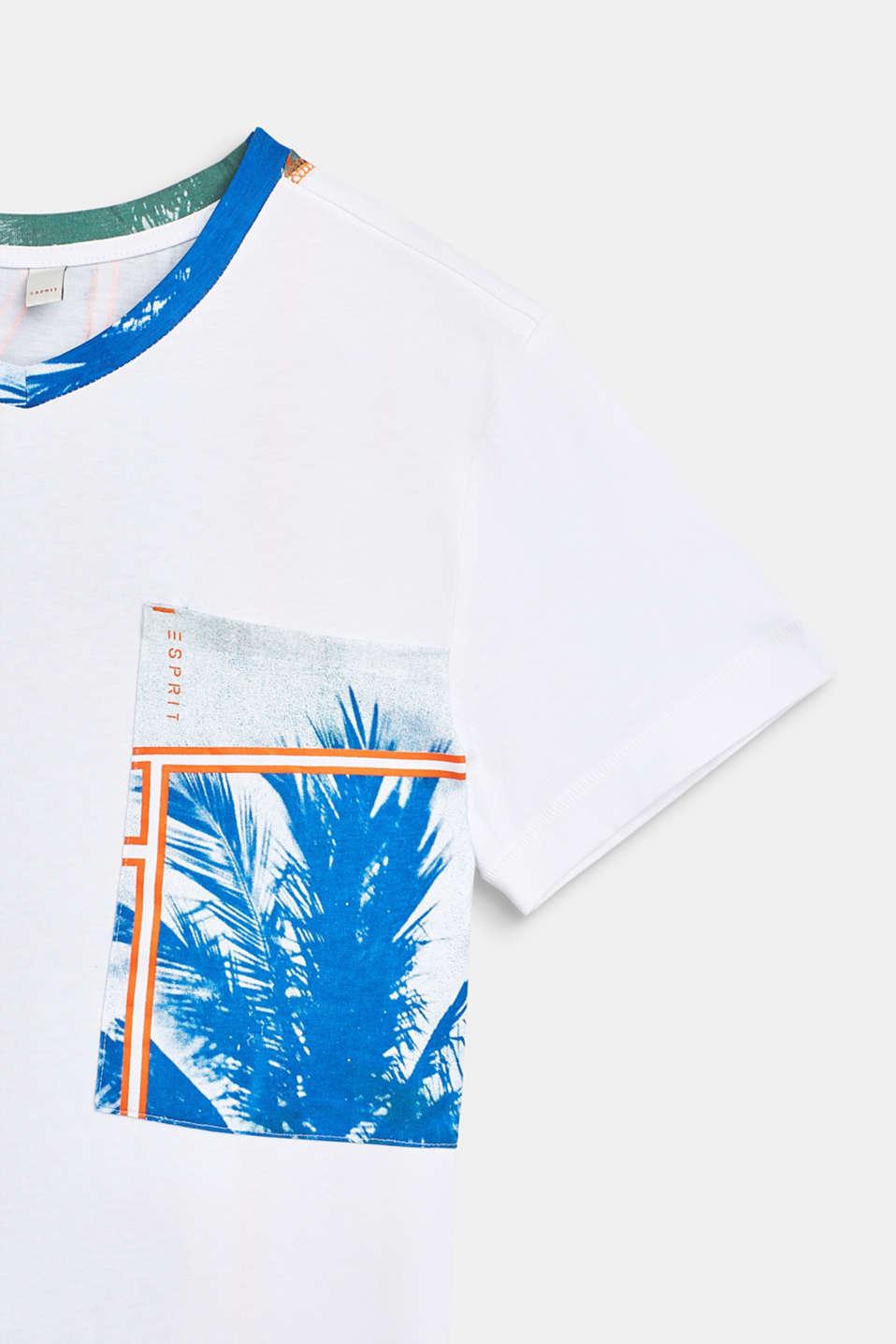 T-Shirts, LCWHITE, detail image number 2