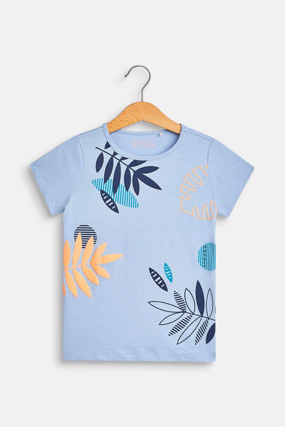 T-Shirts, LCSKY BLUE, detail image number 0